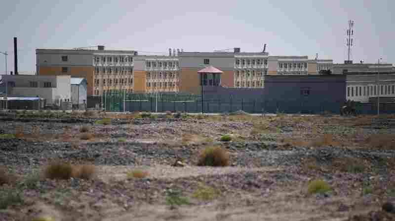 This photo taken on June 2, 2019 shows a facility believed to be a re-education camp where mostly Muslim ethnic minorities are detained, in Artux, north of Kashgar in China's western Xinjiang region.
