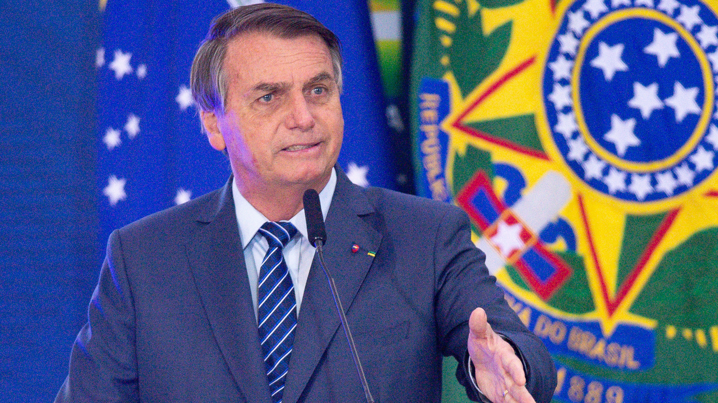Brazilian President Allocates More Than $1 Billion To Produce COVID-19 Vaccines