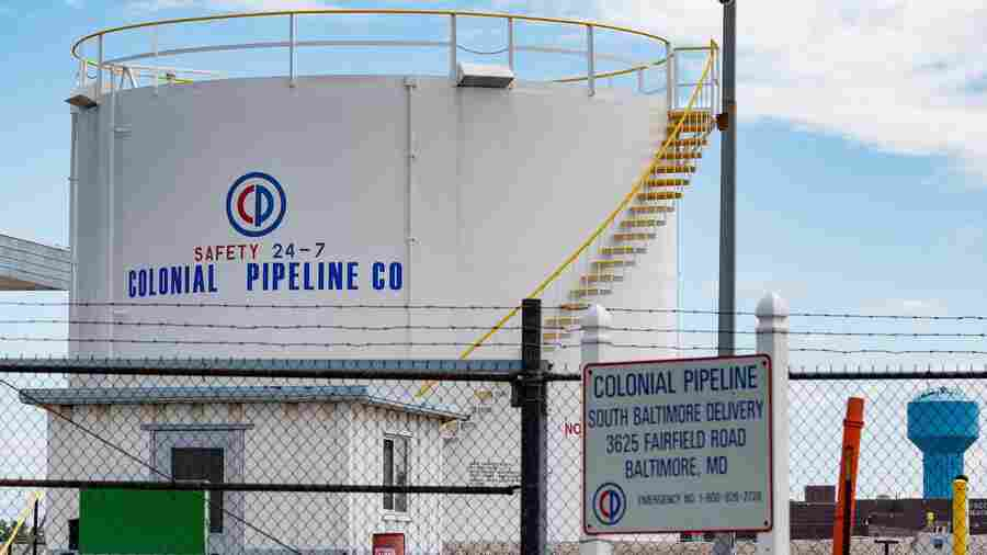 What We Know About The Ransomware Attack On A Critical U.S. Pipeline