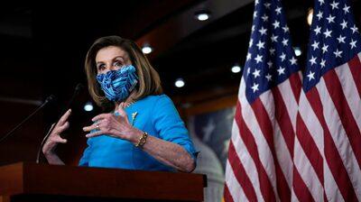 Susan Page On Pelosi, Trump And The Washington Establishment