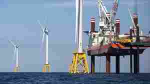 Biden Administration Approves 1st Major Offshore Wind Energy Project