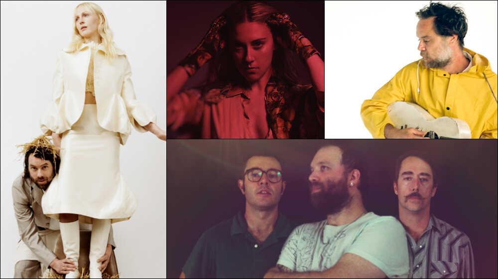 New Mix: Torres, The Laura Marling Project LUMP, Rodrigo Amarante And More