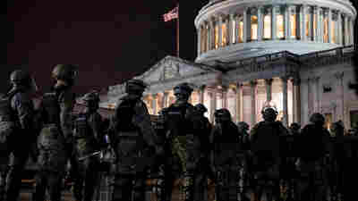 Former Trump Officials To Defend Federal Response To Capitol Riot