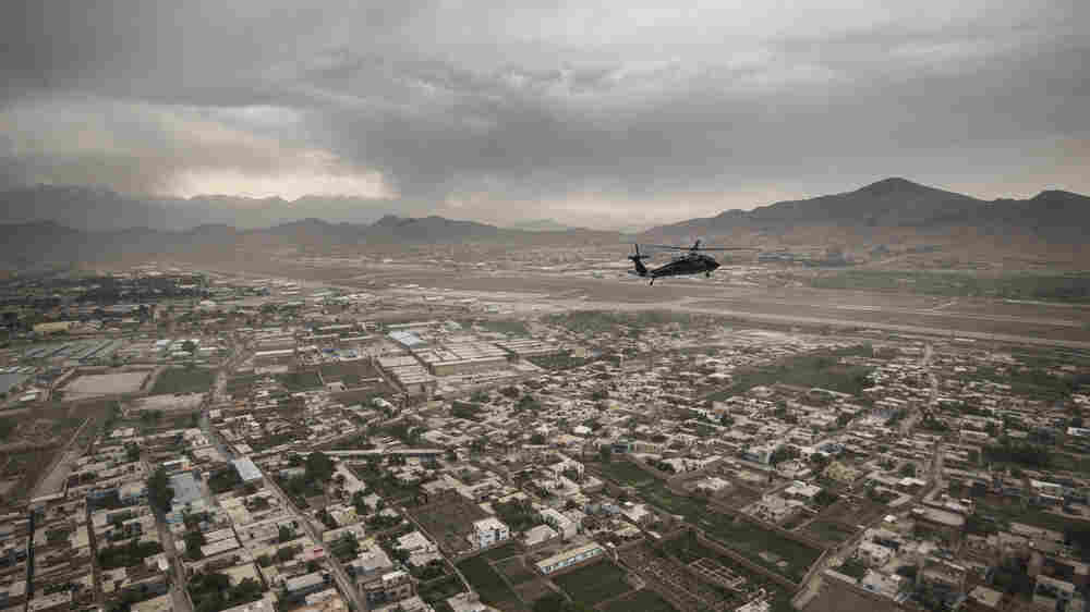 Some Afghans Dread The Departure Of Foreign Forces. Others See It As Liberation