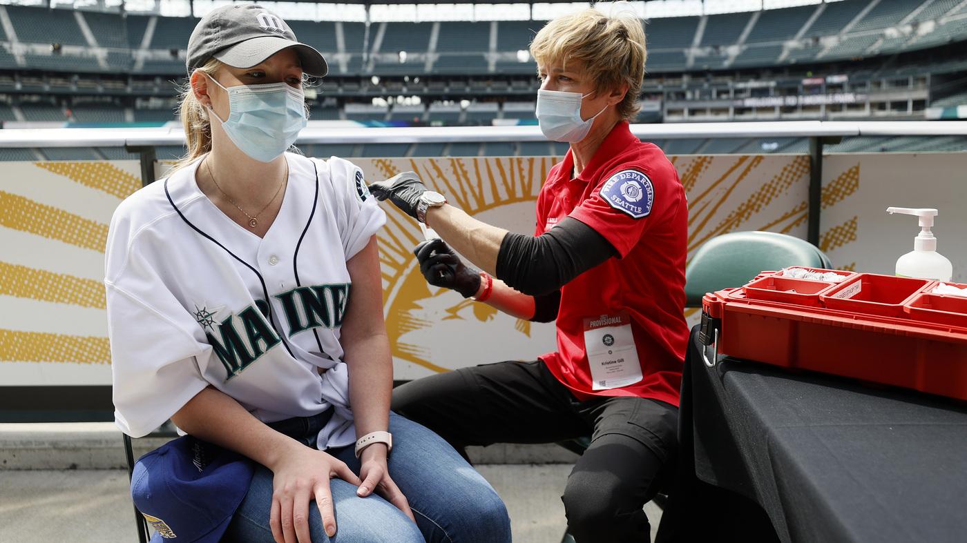 4th Wave Of COVID-19 Hospitalizations Hits Washington State - NPR