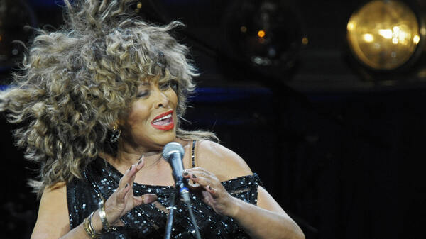 Tina Turner performing in Berlin in 2009. This is her second induction in the Rock & Roll Hall of Fame. She was previously named for her work with Ike Turner in 1991.