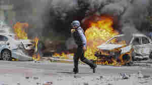 30 Palestinians, 3 Israelis Reported Killed As Violence Escalates