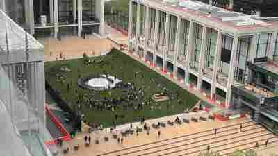 A Transformed Lincoln Center In New York City Brings Back Live Audiences