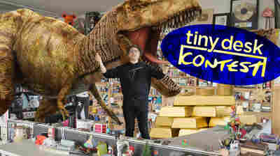 You Can Now Enter The 2021 Tiny Desk Contest