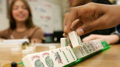 A 'Ton' Of Fun With Mahjong