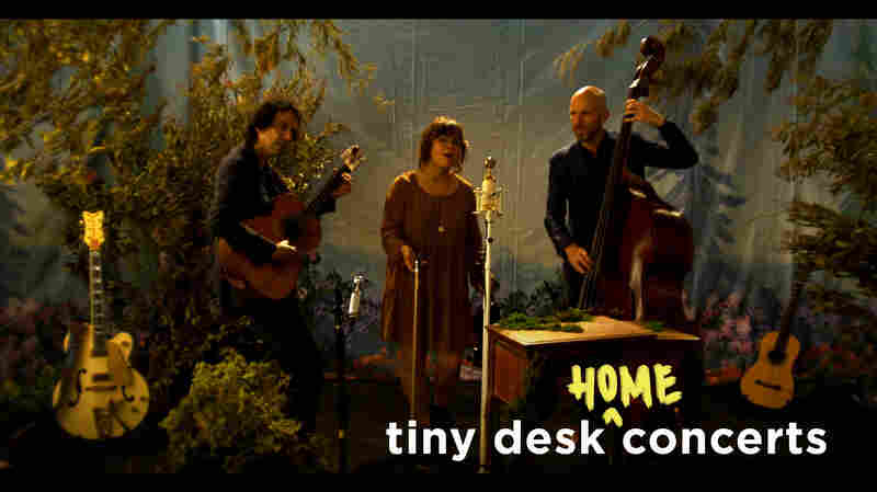Sara Watkins: Tiny Desk (Home) Concert