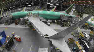 FAA OKs Fix For Electrical Issue That Grounded Some Boeing 737 Max Jets