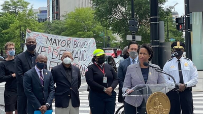 Amid Rising Road Deaths, Bowser Pledges $10 Million For Traffic Safety