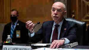 Far Fewer Young Migrants Are In Border Patrol Custody, DHS Secretary Says