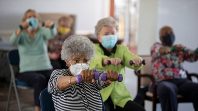 How One D.C. Retirement Community Is Bouncing Back From The Pandemic