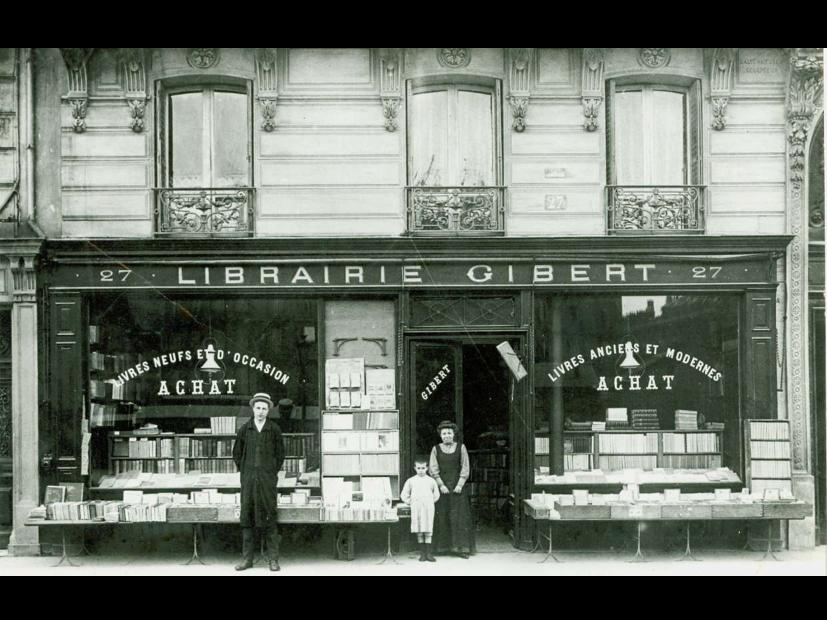 npr.org - Eleanor Beardsley - Paris Bookstores Are Designated Essential - But These Landmarks Struggle To Survive