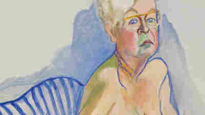 Alice Neel's Paintings Meet The Moment At The Met