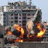 Israeli airstrikes on Gaza continue after global pro-Palestinian protests: NPR