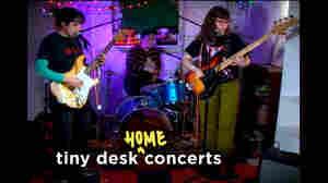 Palberta: Tiny Desk (Home) Concert
