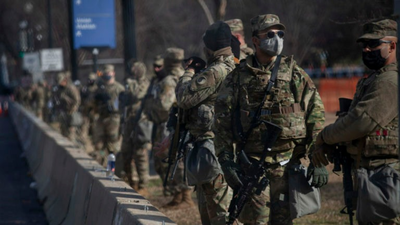 National Guard To End Deployment At Capitol May 23, As House Considers Permanent Unit
