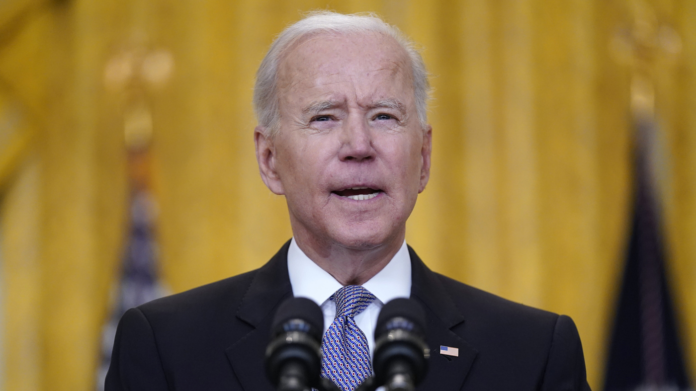 Biden Harris Release Tax Returns In Return To Tradition – NPR