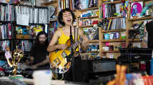 Watch Tiny Desk Concerts From Standout Contest Entrants