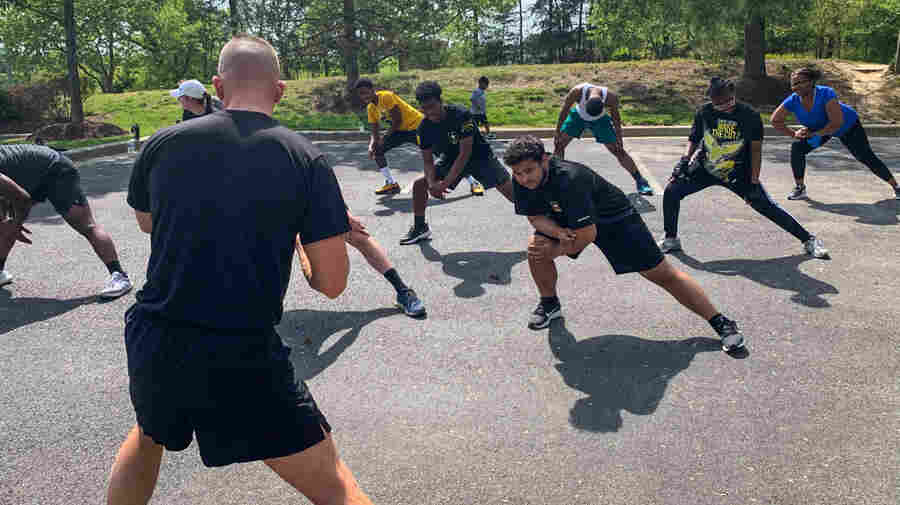 Fighting Weight: How Military Recruiters Take On Obesity, Case By Case