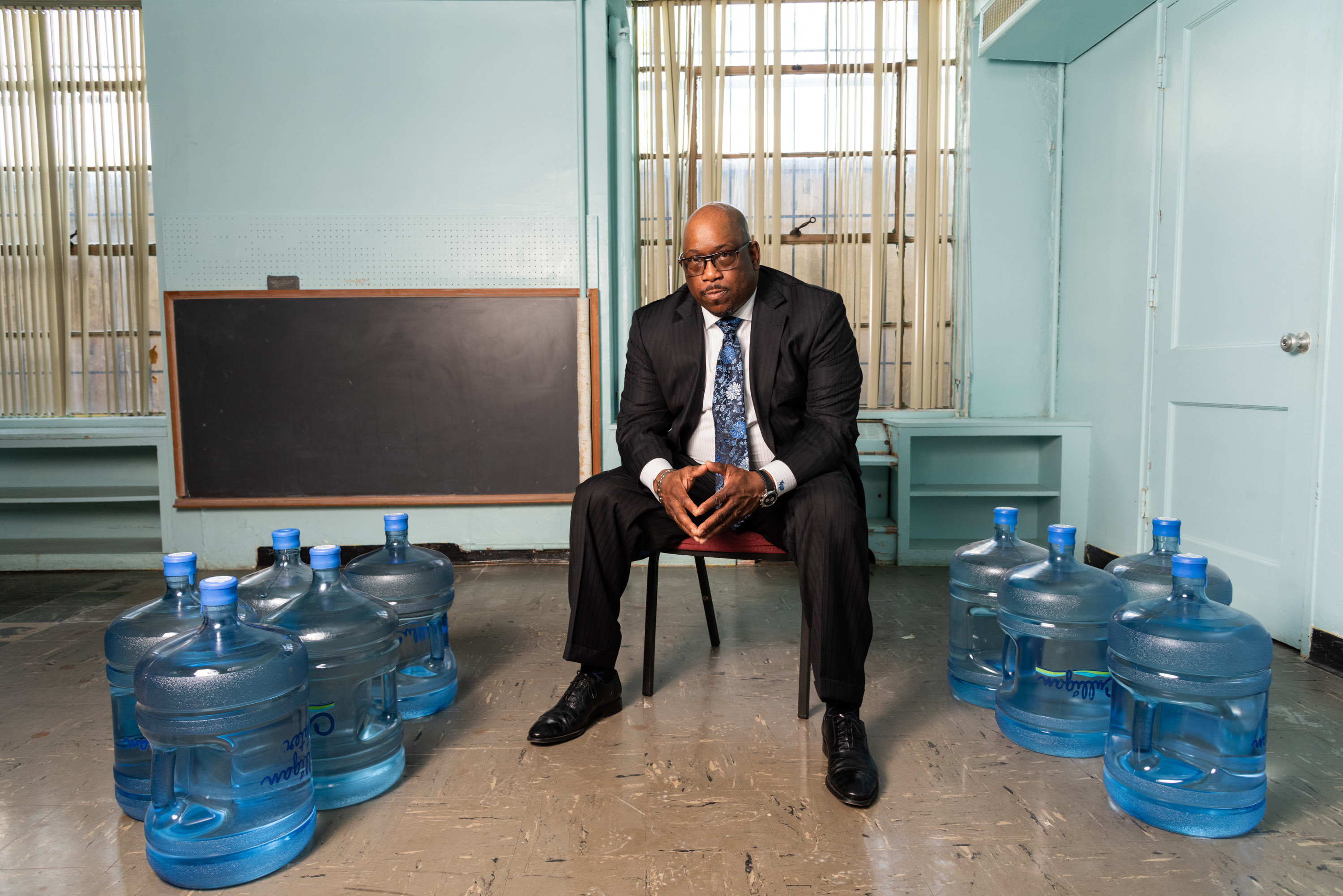 President Biden Wants To Replace All Lead Pipes. Flint Has Lessons To Share