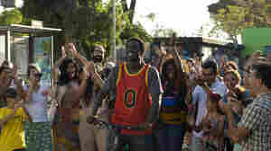 In New Italian Netflix Series 'Zero,' A Black Hero Makes Invisibility His Superpower