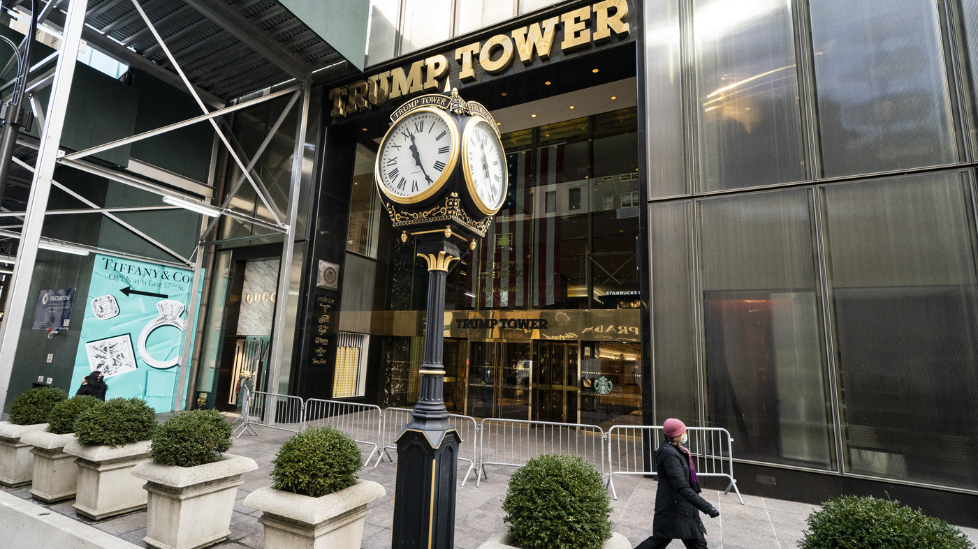 What We Know So Far About The Trump Organization Criminal Investigation – NPR