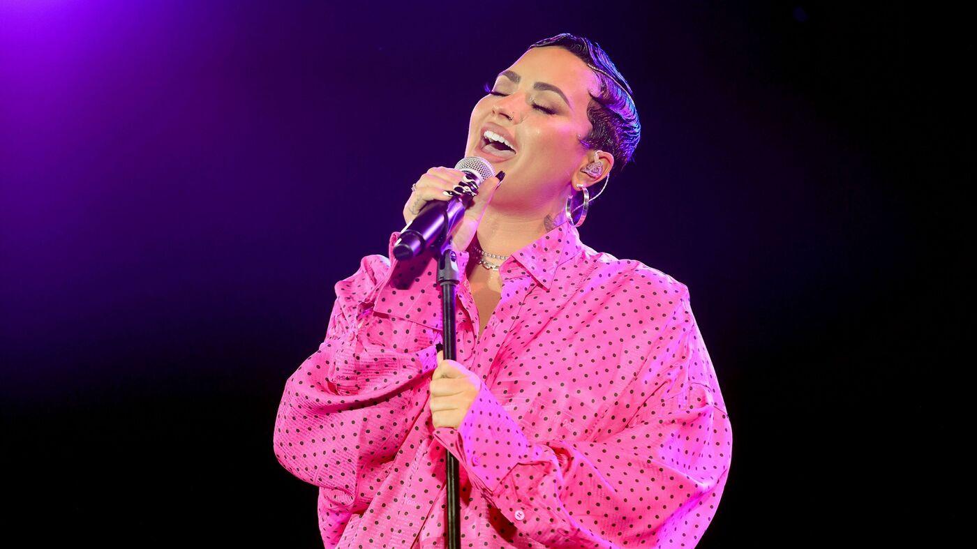 Demi Lovato Comes Out As Nonbinary – NPR