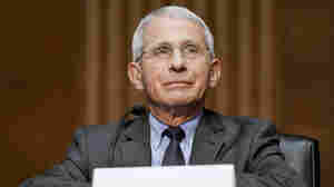 Fauci Says He Expects Vaccines For Younger Children By The End Of Year Or Early 2022