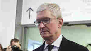 Apple CEO Tim Cook Is Taking The Witness Stand Friday. Here's Why It's A Big Deal