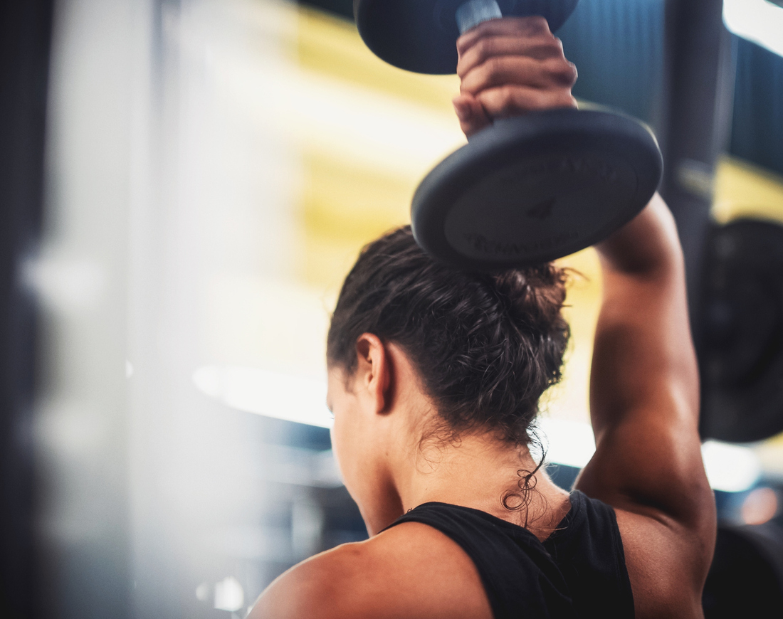 A writer and trauma therapist specialist explores how weight lifting can help heal emotional trauma.