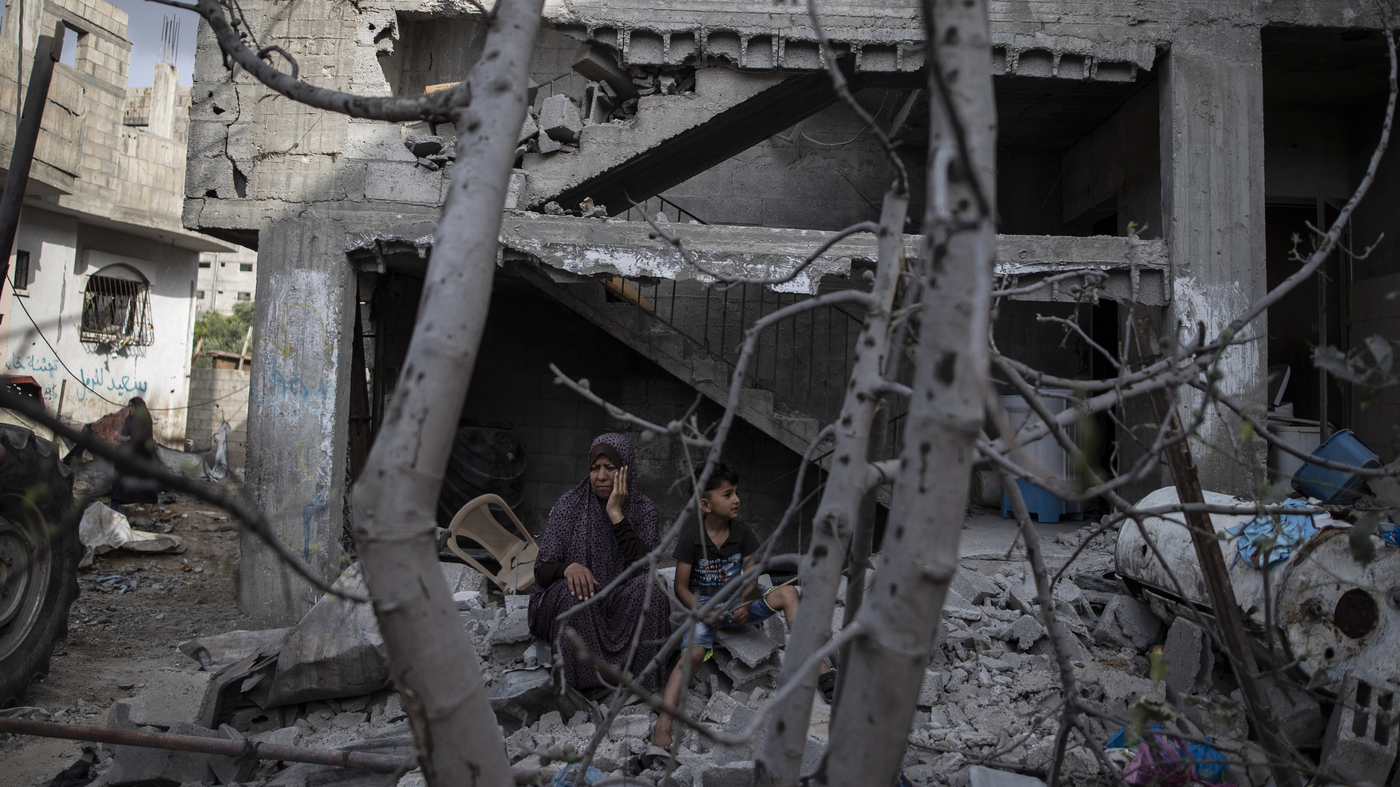 World Leaders Call For Long-Term Resolution In Gaza Conflict Following Cease-Fire – NPR