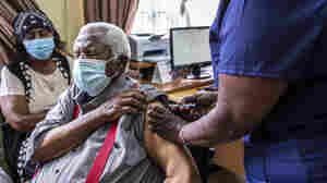 20 Million Africans Are Due For Their 2nd COVID Shot. But There's No Supply In Sight