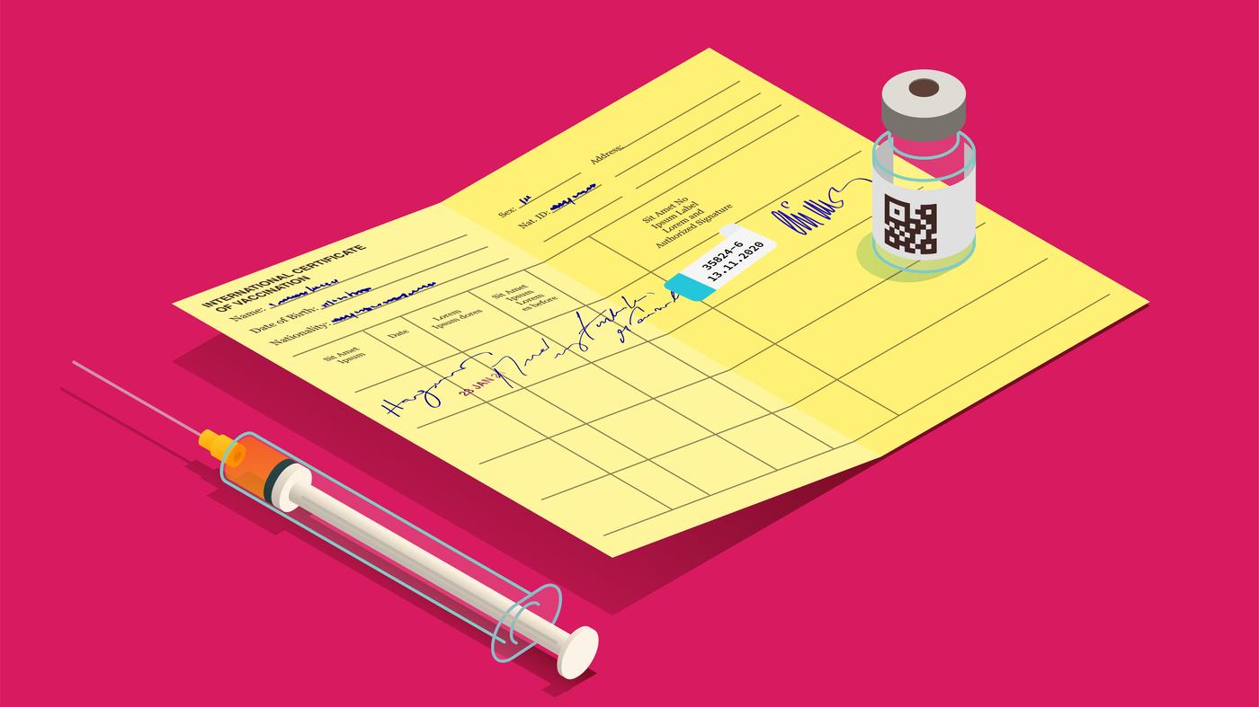 Should I Get The Vaccine If I Had COVID? : Goats and Soda – NPR
