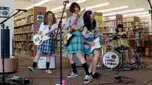 What's More Punk Than Teens Screaming In A Public Library?