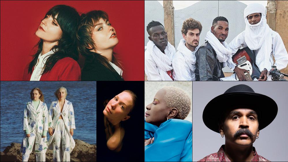 New Mix: Sharon Van Etten & Angel Olsen, Mdou Moctar, Angélique Kidjo, More