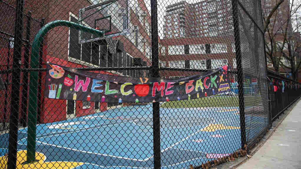 NYC Mayor de Blasio Announces Schools Will Open in September