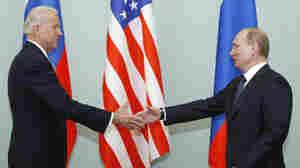 Biden And Putin Are Going To Meet In Geneva On June 16