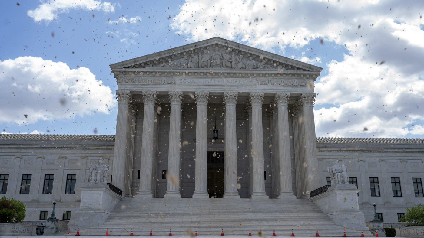 Supreme Court Restricts Police Powers To Enter A Home Without A Warrant – NPR