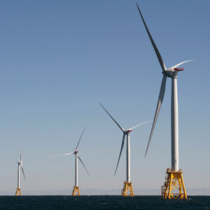 Biden Administration Strikes A Deal To Bring Offshore Wind To California