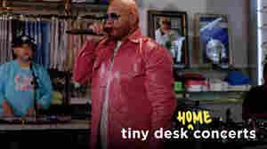Fat Joe: Tiny Desk (Home) Concert
