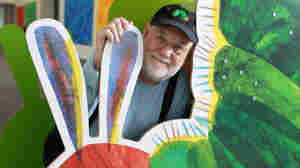 Eric Carle, Creator Of 'The Very Hungry Caterpillar,' Has Died