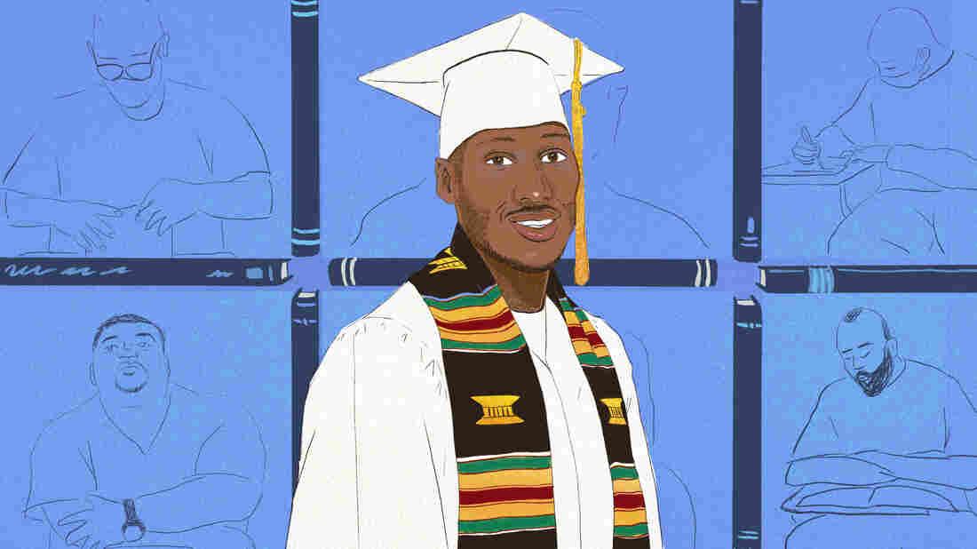 Yusef Pierce is a graduating senior in California.