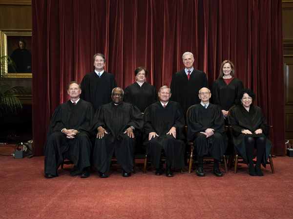 With six conservative justices, the U.S. Supreme Court sided with a Catholic group in its dispute with the city of Philadelphia over LGBTQ couples and foster care.