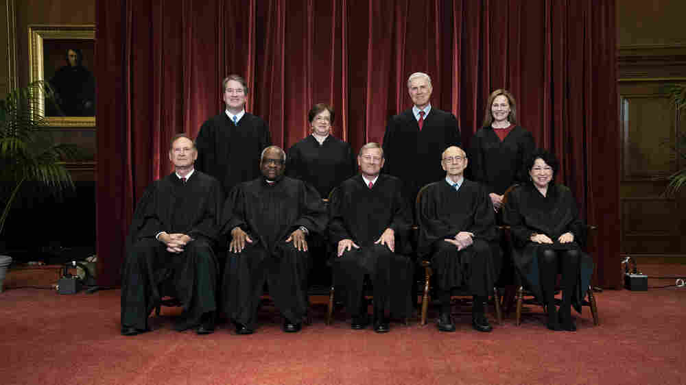 Supreme Court Rules Catholic Group Doesn't Have To Consider LGBTQ Foster Parents