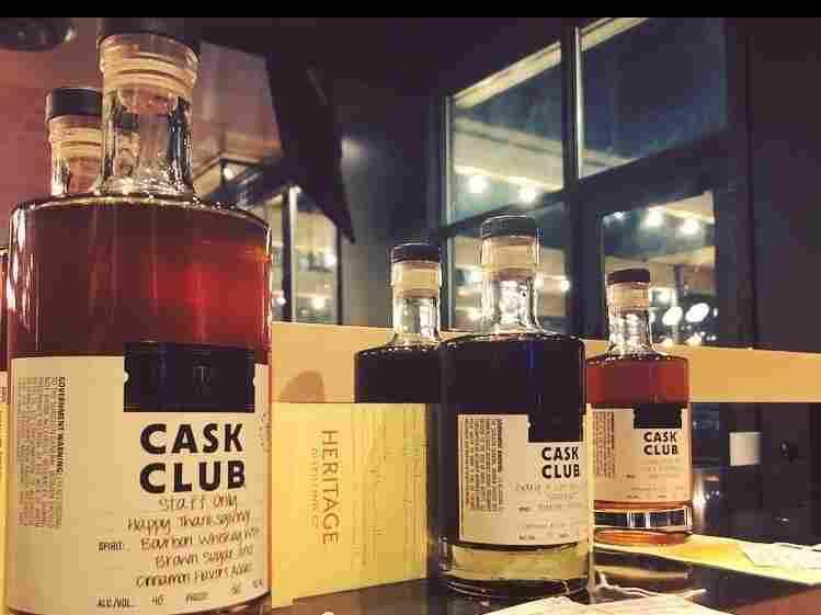 Photo of Cask Club Bottling by The Talking Cedar