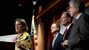 Senate Republicans Release $928 Billion Infrastructure Counteroffer
